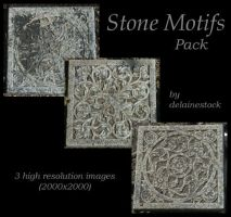 Stone Motif Pack by delainestock