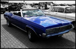 1969 Mercury Cougar XR-7 Conv. by compaan-art