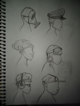 Draft Heads Accesories by ShaunElay