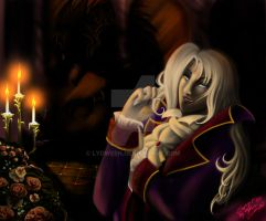 The Devilish Blackmore by Lydween