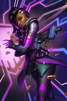 Sombra by jeffszhang