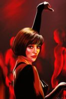 Velma Kelly Speedpaint by Malla13