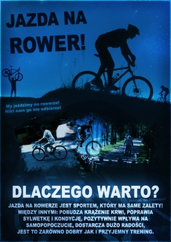 Bike poster by nSharky