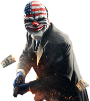 Payday Render by RajivCR7