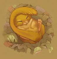 Warm and Cozy by samantharobinson