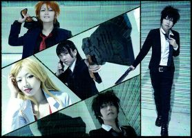 PSYCHO-PASS: Abnormalize by bana2xsan