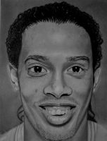 Ronaldinho by gypsytoast