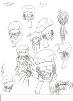 Itera sketches by JayJayBee