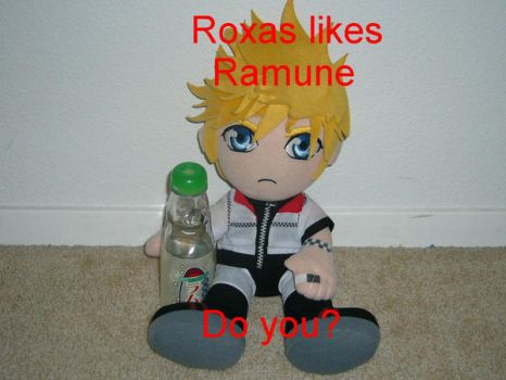 Ramune Sales Pitch by Naru-lover