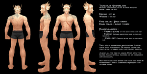 Thal' - Details physiques by Jarehad