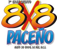 8 x 8 pacenio logo by roberuniverse