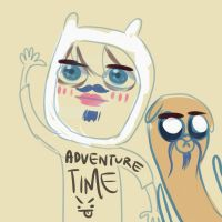 Adventure time 4ever by Xiaooyu