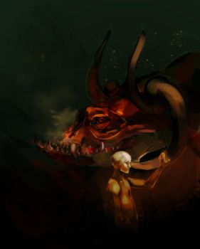 Dragon series- Norway by Ducere