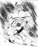 Colossus by 0boywonder0