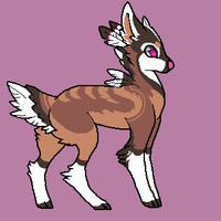 adoptadeer - SOLD by monochromera