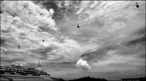 Cable cars by weelise