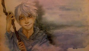 Jack Frost by ArikaTwins