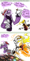 Mystery Skulls OCs - Season of Hearts and Cookies by Mindless-Corporation