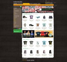 ecommerce template by jamesmtb