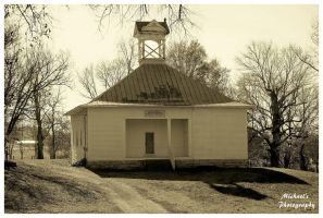 Dixon Springs Missionary Baptist Church by TheMan268