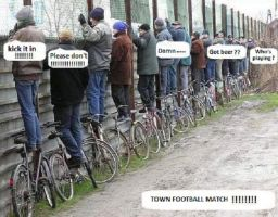 Town football. by Sonny007