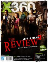 X360 Left 4 Dead 2 Magazine by brandonseaber