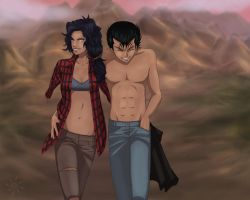 YYH: Nature Walk by Enjoumou