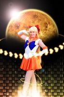 Sailor Venus Cosplay (Edit 2) by Hardii