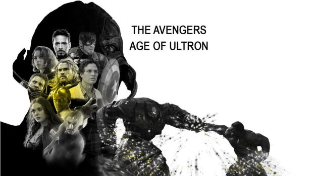 MCU Avengers Age Of Ultron by DoctorRy