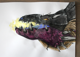 Reins of The Violet Proto-Drake by Divinor