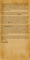 Of Letters and Revelations: Letter 3 by ChocolateMilkLOL