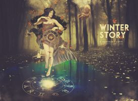 Winter story by fountain-art