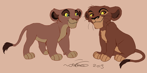 Royal Cubs by Kobbzz