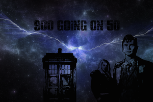 900 going on 50 by AgentEmmy