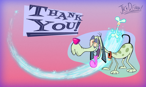 Thank You Dog by Moon-manUnit-42