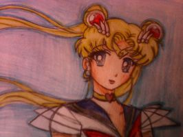 Sailor Moon by UltimateFangirl1234