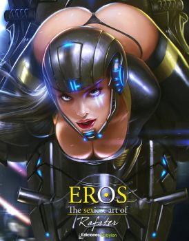 EROS: The sexiest art of Rafater - Cover by rafater