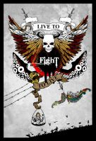 Live to Fight-Fight to Live by bazikg