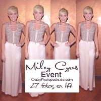 Miley Cyrus Event by CrazyPhotopacks