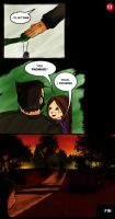 Wolverine and Rogue Comic 11 -Final by yeyforme