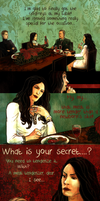HANNIBAL + HEMLOCK GROVE - Distinguished cannibals by Womaneko