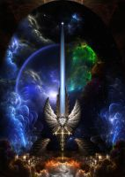 The Angel Wing Sword Of Arkledious Sp by xzendor7