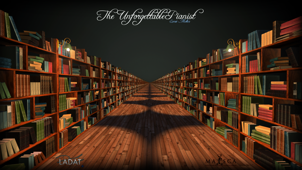 Library by Jantoni