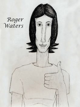 Roger Waters by Domatogram
