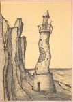 Ruined Lighthouse 2 by torr3z