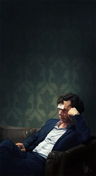The Consulting Detective by tillieke