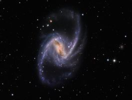 ngc1365 by astronomy20011