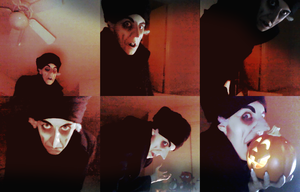 Halloween Orlok by Mrs-Crocker
