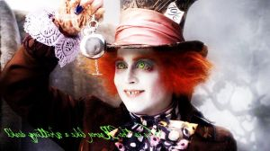 Mad Hatter Edit by muffins-r-us