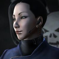 Eve - Character portrait by MoD1982
